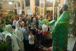 В День Пятидесятницы епископ Выборгский и Приозерский Игнатий возглавил богослужение престольного праздника в Свято-Троицком соборе Всеволожска