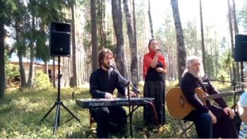 Александр и Полина Андреевы. Матронушка Босоножка