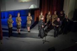 Отдел по делам молодежи Выборгской епархии провел открытый показ фильма «28 панфиловцев» при участии киностудии, создателей фильма и ветеранов ВОВ