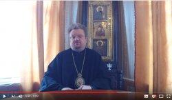 Видеообращение епископа Выборгского и Приозерского Игнатия, Председателя Синодального отдела по делам молодежи, об играх со смертью - подростковых и молодежных  суицидах