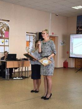 Клирик Выборгской епархии поздравил учителей поселка Рахья с Днем учителя