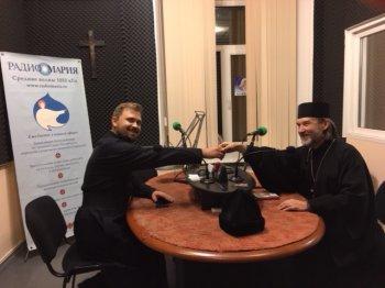 На христианском радио Мария прошла передача священника Артемия Литвинова - «Техника Духовной Безопасности»