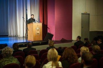 V Архангело-Михайловские Епархиальные Международные образовательные чтения открылись в Выборге