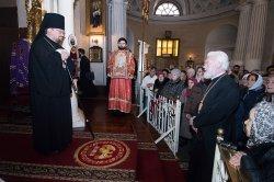 Проповедь в престольный праздник Екатеринского храма в Мурино