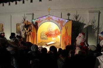 Рождество на Ильинской горе
