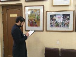 Прошло заседание жюри конкурса работ учащихся художественных школ Всеволожского района  «Таинственный мир Рождества»