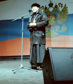 Клирик Выборгской епархии выступил на концерте, посвящённом 4- летию присоединения Крыма к России