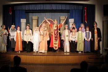 Пасхальные праздники на Ильинской горе