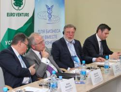 Секретарь Выборгской епархии принял участие в обсуждении инвестиционных возможностей туризма и недвижимости Греции в Ленинградской областной торгово-промышленной палате