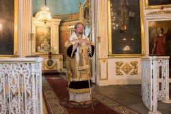 Архипастырское слово в  день памяти Собора святых Санкт-Петербургской митрополии