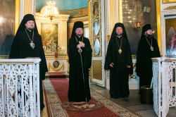 Архипастырское слово накануне дня памяти преподобного Арсения Коневского