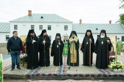 Архипастырское слово на открытии юбилейных торжеств 625-летия Коневского Рождество-Богородичного монастыря