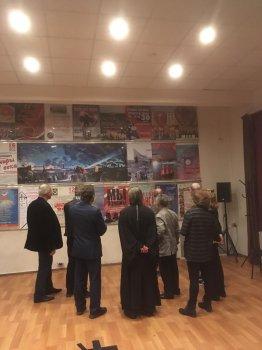 Ответственный за сотрудничество с Отделом по культуре Всеволожского благочиния принял участие в Культурном симпозиуме, прошедшем в СПбГУКИ