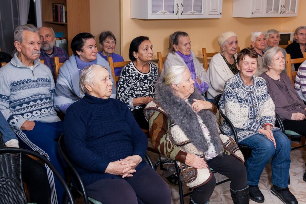 Концерт дом интернат для престарелых и инвалидов