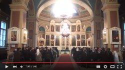 Епархиальное собрание состоялось в Выборге