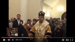 Освящение храма Игнатия Богоносца в Выборге