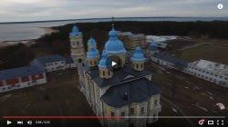 Остров Коневец. Православные святыни.