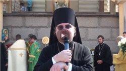 Освящение храма в поселке Красноармейское