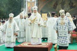 Состоялись ключевые события торжеств в честь 125-летнего юбилея Выборгской епархии. Фото П.Бушуева