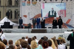 Торжества 125-летия Выборгской епархии: слово Патриарха на Дне Выборга