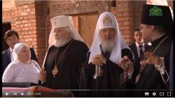 Патриарх Кирилл посетил Санкт-Петербургскую митрополию в празднование 125-летия Выборгской епархии