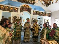 Преосвященнейший Игнатий принял участие в богослужениях в Кейтеле и Куопио, а также приветствовал участников торжественного Актового собрания в лютеранском доме Кейтеле