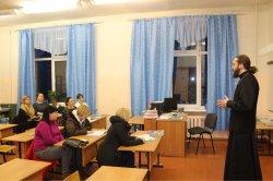 В общеобразовательных школах посёлков Ромашки и Громово прошли родительские собрания по выбору курса ОРКСЭ